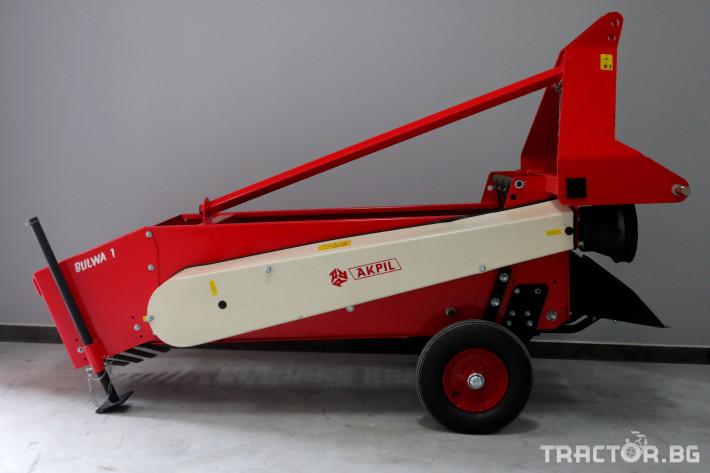 Машини за зеленчуци Картофовадачка Akpil Bulwa 9 - Трактор БГ