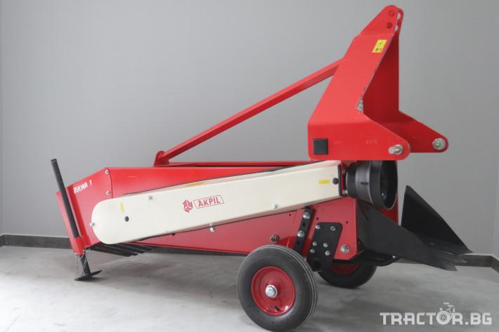 Машини за зеленчуци Картофовадачка Akpil Bulwa 8 - Трактор БГ