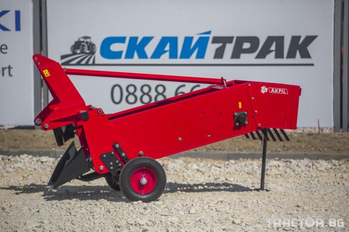 Машини за зеленчуци Картофовадачка Akpil Bulwa 0 - Трактор БГ