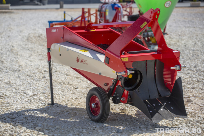 Машини за зеленчуци Картофовадачка Akpil Bulwa 4 - Трактор БГ