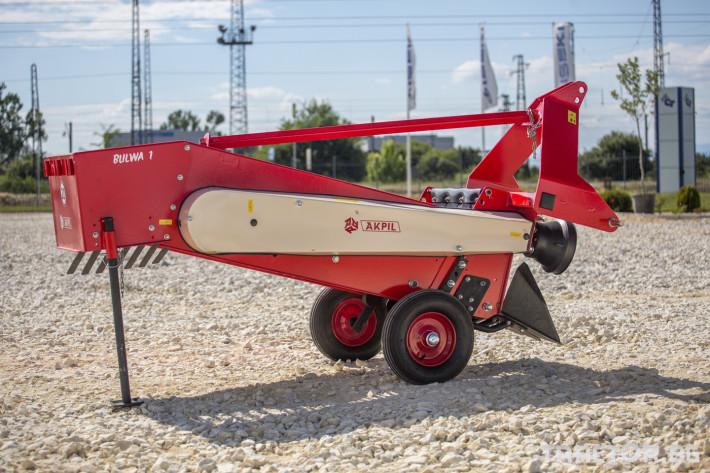 Машини за зеленчуци Картофовадачка Akpil Bulwa 13 - Трактор БГ