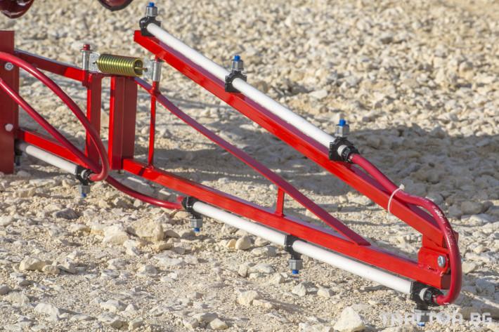 Пръскачки Комбинирани навесни пръскачки Agron 4 - Трактор БГ