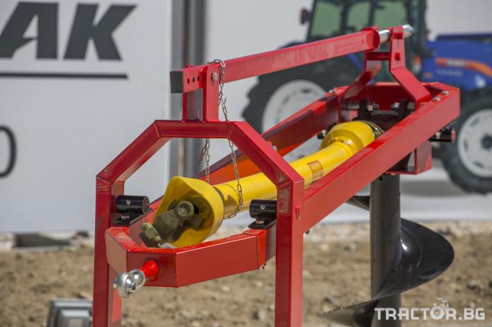 Машини за лозя / овошки Свредел за дупки 0 - Трактор БГ