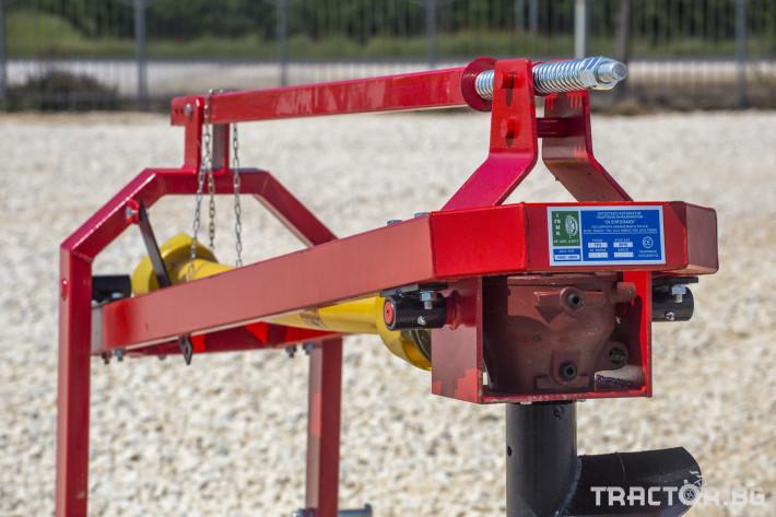 Машини за лозя / овошки Свредел за дупки 2 - Трактор БГ