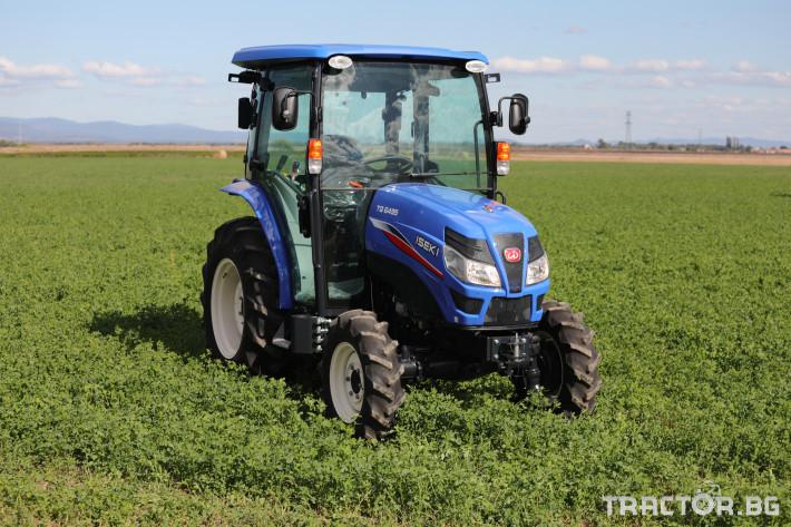 Трактори Iseki TG 6495 с кабина 3 - Трактор БГ
