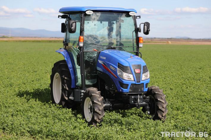 Трактори Iseki TG 6495 с кабина 4 - Трактор БГ