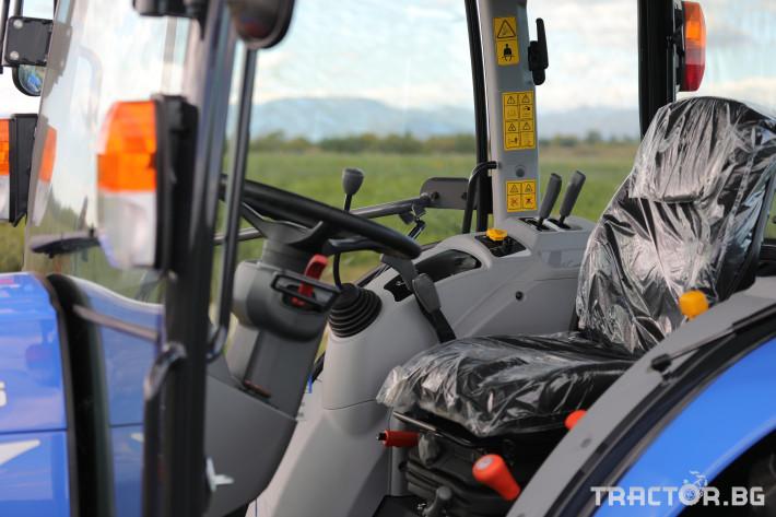 Трактори Iseki TG 6495 с кабина 7 - Трактор БГ