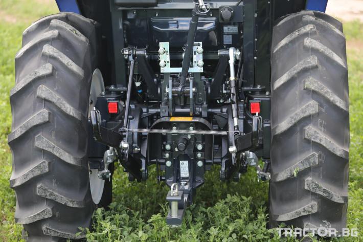 Трактори Iseki TG 6495 с кабина 11 - Трактор БГ