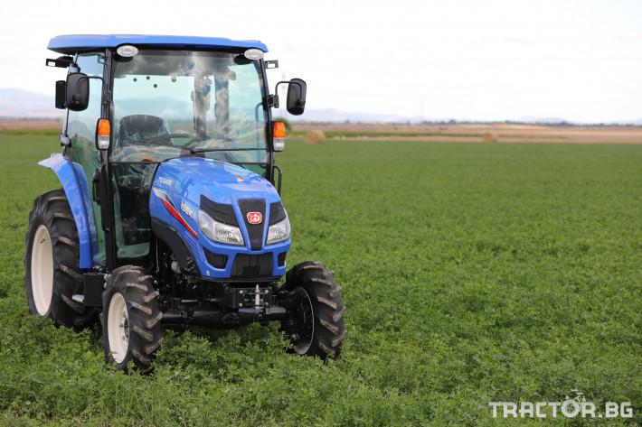 Трактори Iseki TG 6495 с кабина 13 - Трактор БГ