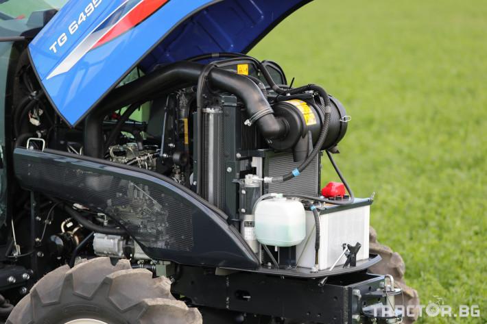 Трактори Iseki TG 6495 с кабина 15 - Трактор БГ