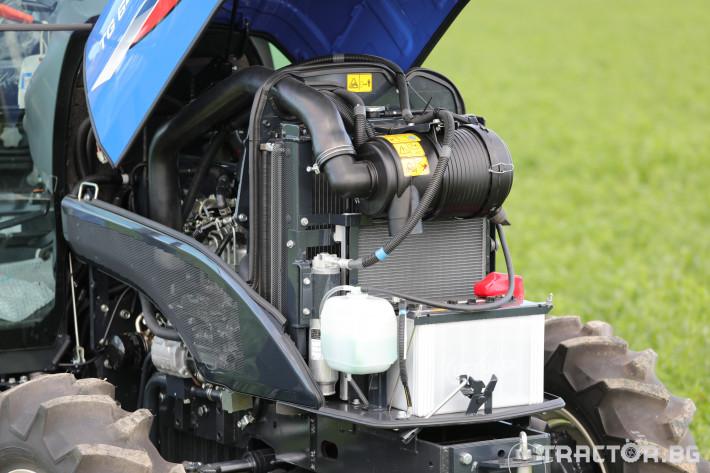 Трактори Iseki TG 6495 с кабина 16 - Трактор БГ