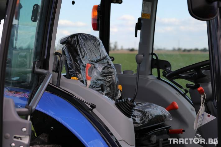 Трактори Iseki TG 6495 с кабина 19 - Трактор БГ