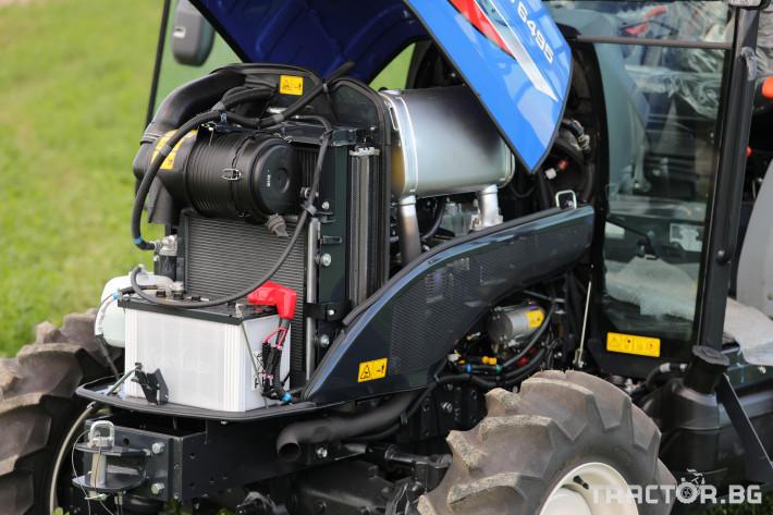 Трактори Iseki TG 6495 с кабина 21 - Трактор БГ