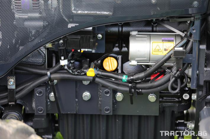 Трактори Iseki TG 6495 с кабина 22 - Трактор БГ