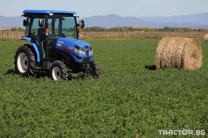 Трактори Iseki TG 6495 с кабина 25 - Трактор БГ