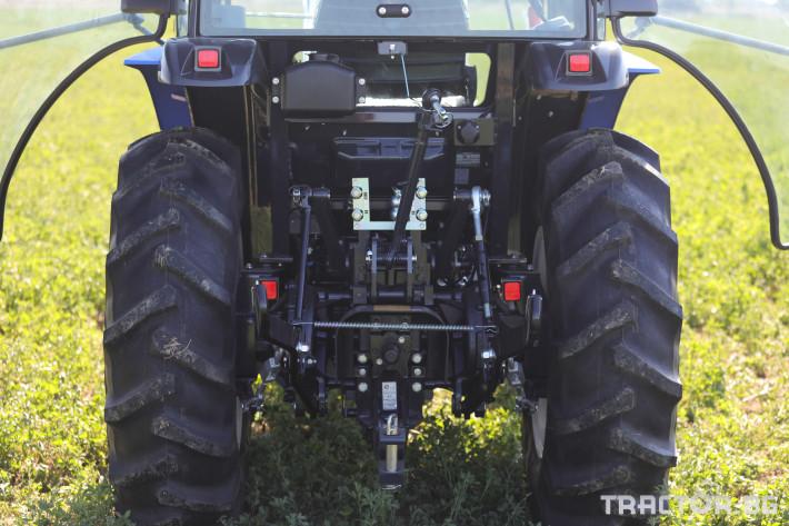 Трактори Iseki TG 6495 с кабина 26 - Трактор БГ
