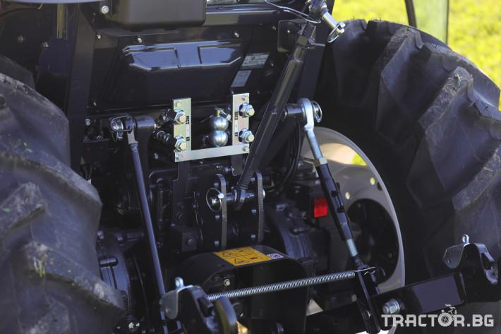 Трактори Iseki TG 6495 с кабина 27 - Трактор БГ