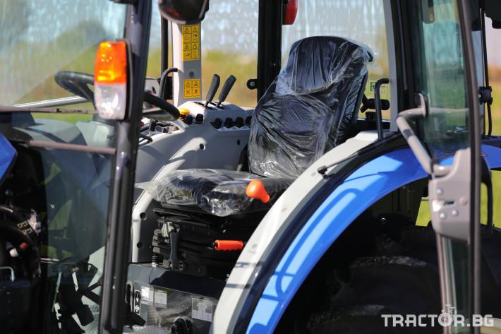 Трактори Iseki TG 6495 с кабина 28 - Трактор БГ