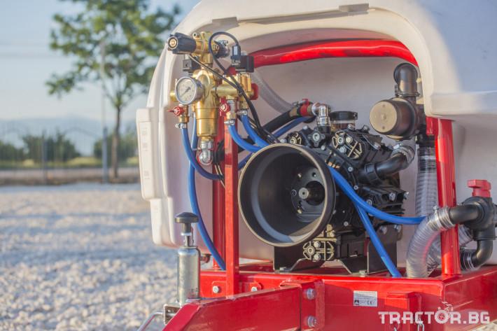 Пръскачки Прикачни вентилаторни пръскачки Agron 3 - Трактор БГ