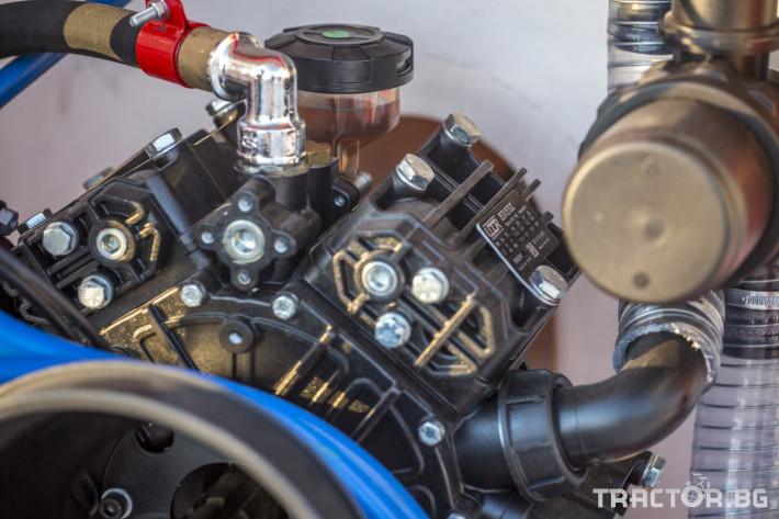 Пръскачки Прикачни вентилаторни пръскачки Agron 4 - Трактор БГ