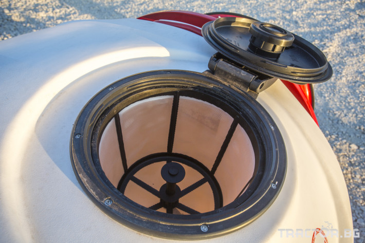 Пръскачки Прикачни вентилаторни пръскачки Agron 17 - Трактор БГ