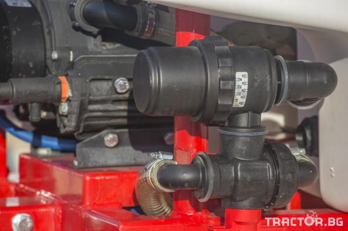 Пръскачки Прикачни вентилаторни пръскачки Agron 5 - Трактор БГ