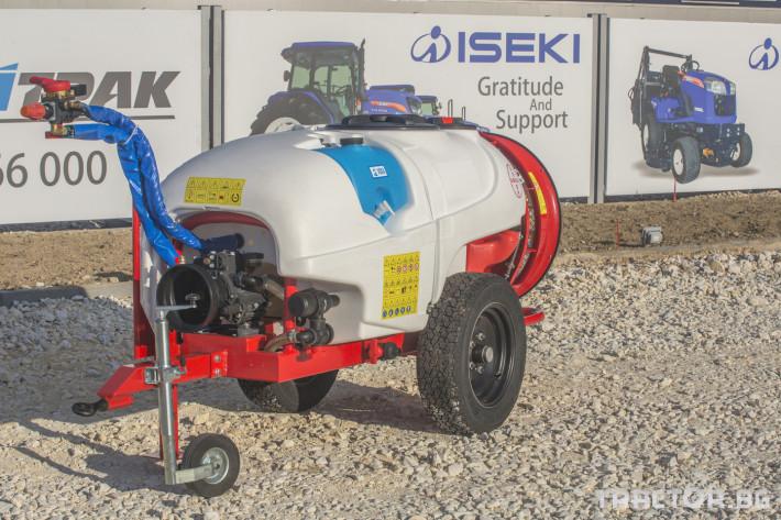 Пръскачки Прикачни вентилаторни пръскачки Agron 2 - Трактор БГ