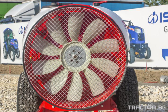 Пръскачки Прикачни вентилаторни пръскачки Agron 1 - Трактор БГ