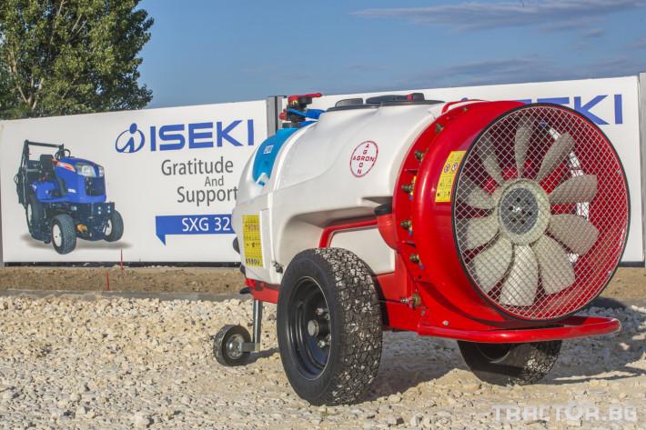 Пръскачки Прикачни вентилаторни пръскачки Agron 0 - Трактор БГ