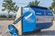 Мулчери за биомаса Carerra