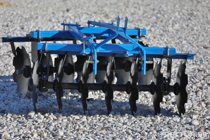 Брани Брана дискова навесна V-образна 3 - Трактор БГ