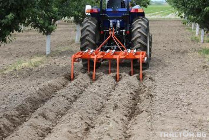 Култиватори Култиватор лозаро-овощарски с активно пружинно окачване 10 - Трактор БГ