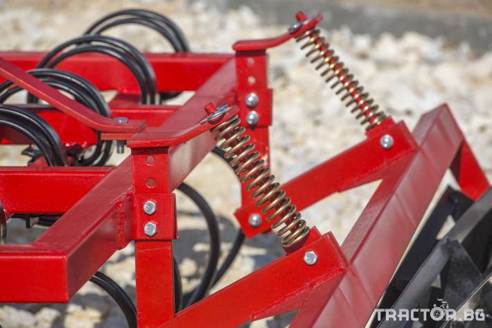Чизели Култиватор за слята обработка с валяк - тип чизел 6 - Трактор БГ