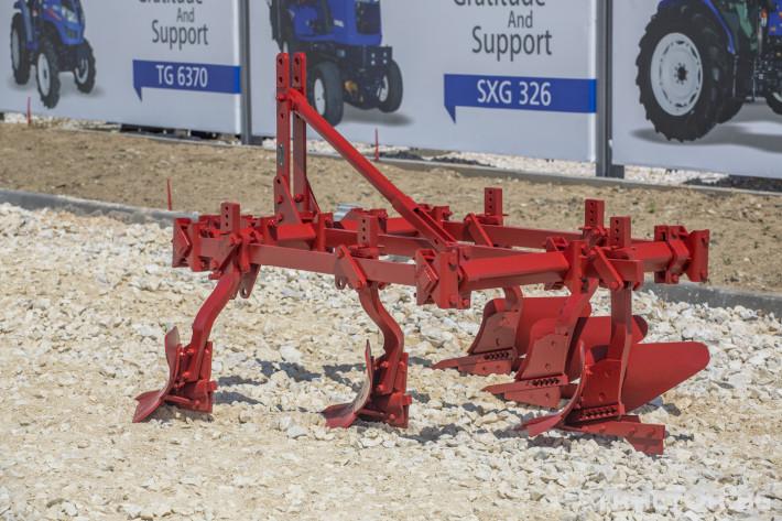 Машини за лозя / овошки УНЛМ - универсална навесна машина за лозя 1 - Трактор БГ