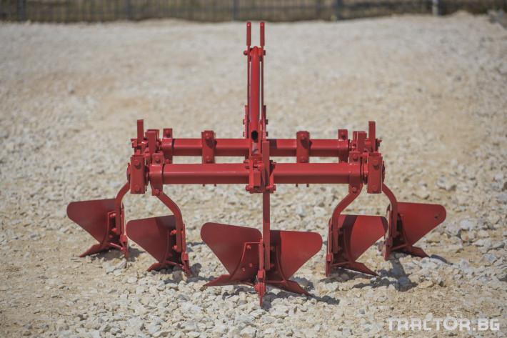 Машини за лозя / овошки УНЛМ - универсална навесна машина за лозя 3 - Трактор БГ