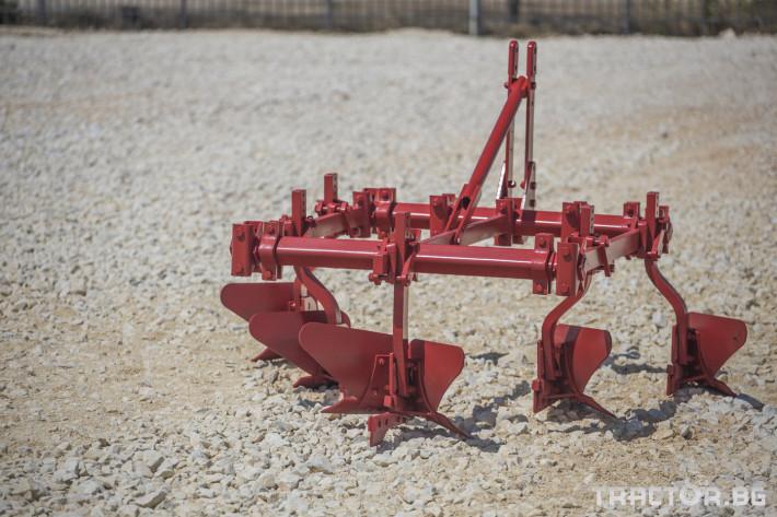 Машини за лозя / овошки УНЛМ - универсална навесна машина за лозя 4 - Трактор БГ