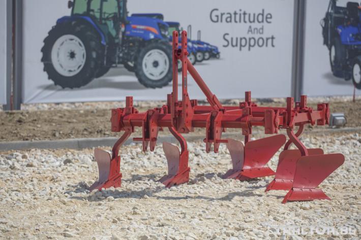 Машини за лозя / овошки УНЛМ - универсална навесна машина за лозя 9 - Трактор БГ