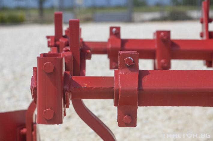 Машини за лозя / овошки УНЛМ - универсална навесна машина за лозя 11 - Трактор БГ