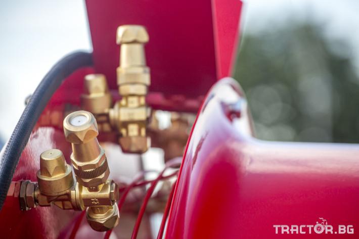 Пръскачки Навесна пръскачка вентилаторна AGRON 5 - Трактор БГ