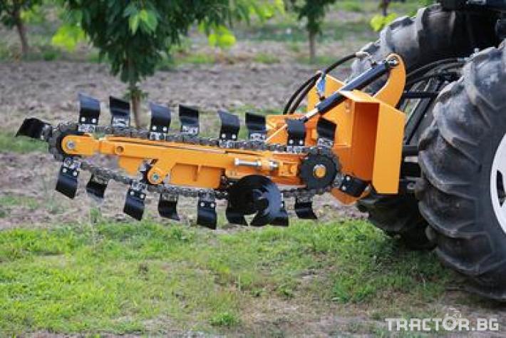 Други Каналокопател/тренчер 9 - Трактор БГ