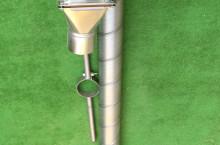 Охладител за зърно (духалка за зърно) с мотор 1.1kW