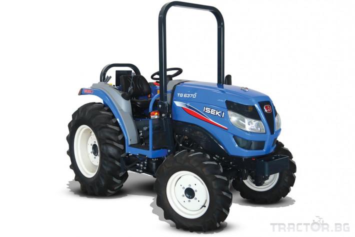 Трактори Iseki TG 6375 0 - Трактор БГ