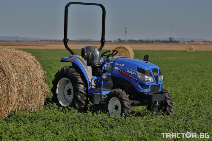 Трактори Iseki TG 6375 1 - Трактор БГ