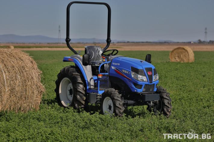 Трактори Iseki TG 6375 2 - Трактор БГ
