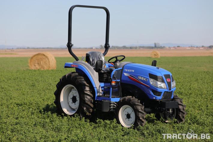 Трактори Iseki TG 6375 5 - Трактор БГ