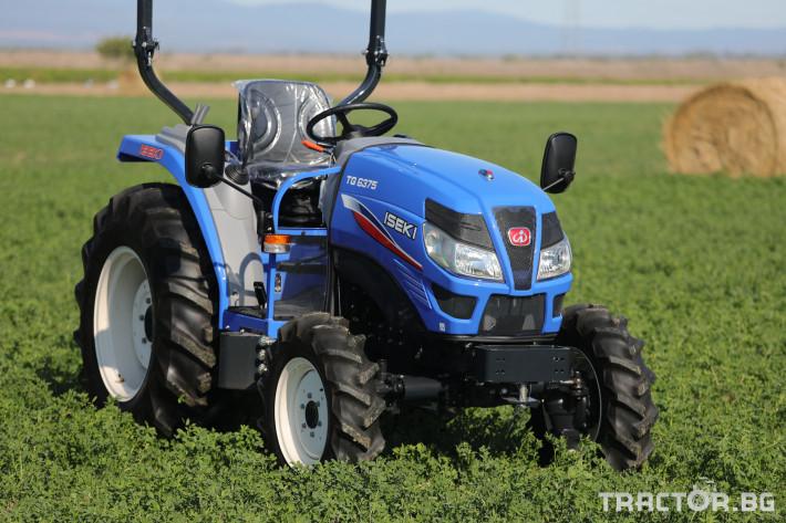 Трактори Iseki TG 6375 6 - Трактор БГ
