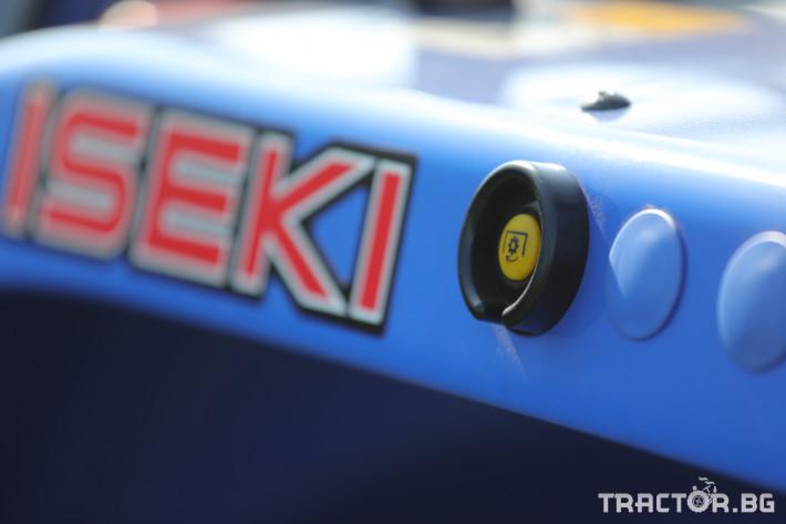 Трактори Iseki TG 6375 13 - Трактор БГ