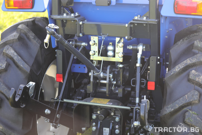 Трактори Iseki TG 6375 14 - Трактор БГ