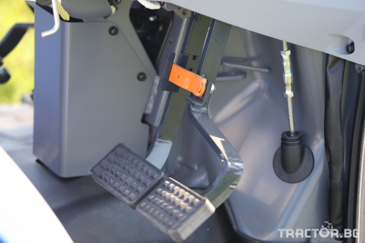 Трактори Iseki TG 6375 16 - Трактор БГ