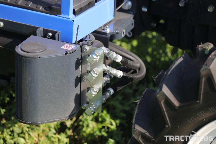 Трактори Iseki TG 6375 17 - Трактор БГ